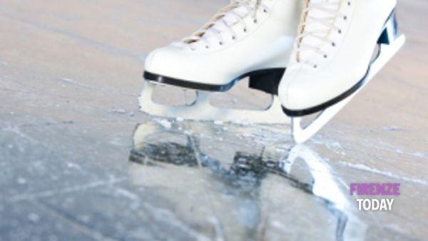 Pattinaggio sul ghiaccio al Parterre