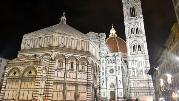 Concerto in piazza Duomo, sul sagrato della Misericordia