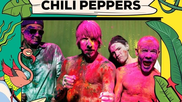Red Hot Chili Peppers al Firenze Rocks