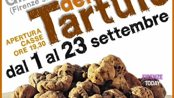 34ma sagra del tartufo al Girone
