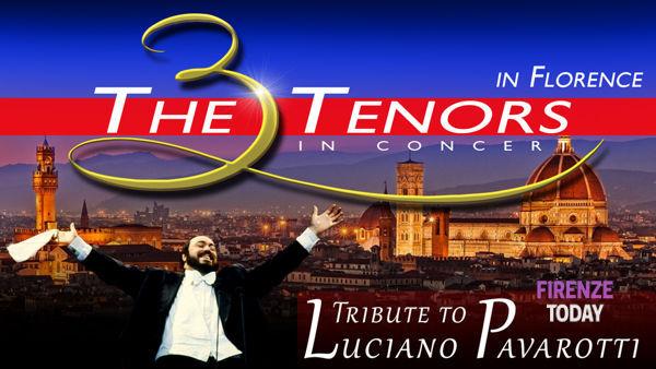 """Chiesa di Santo Stefano al Ponte: concerto """"Tributo a Luciano Pavarotti"""""""