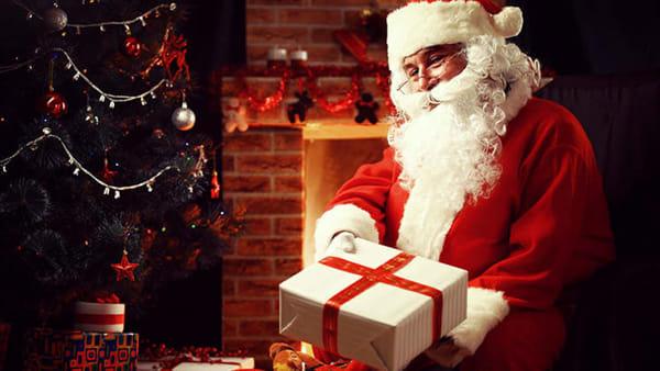 La casa di Babbo Natale a Signa