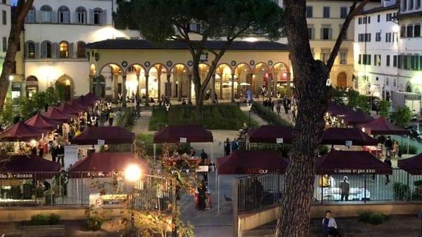 Libri e fiori in piazza dei Ciompi: gli appuntamenti del 2020