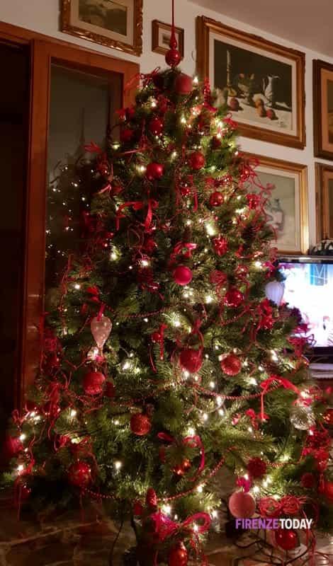Albero Di Natale Addobbato Foto.Addobbare L Albero Di Natale Quale Colore Scegliere