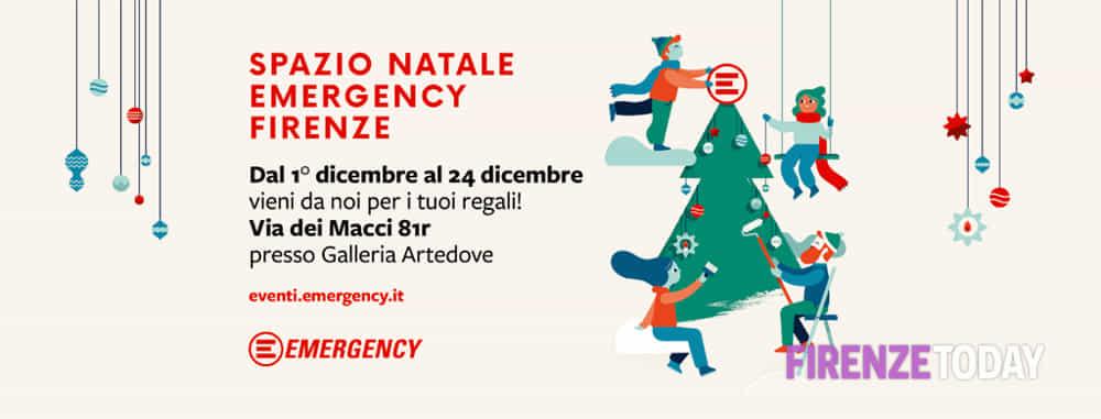 Emergency Regali Di Natale.Natale 2018 Lo Spazio Di Emergency Dal 1 Al 24 Dicembre