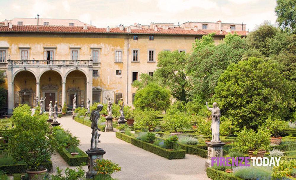 Villa Corsini Firenze Via Della Scala