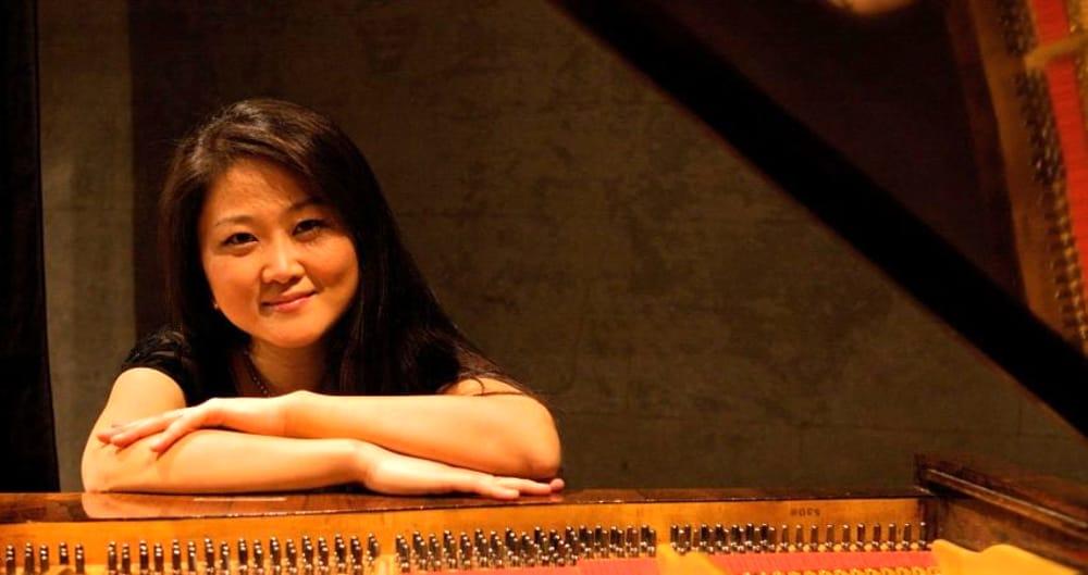 La pianista Jin Jung