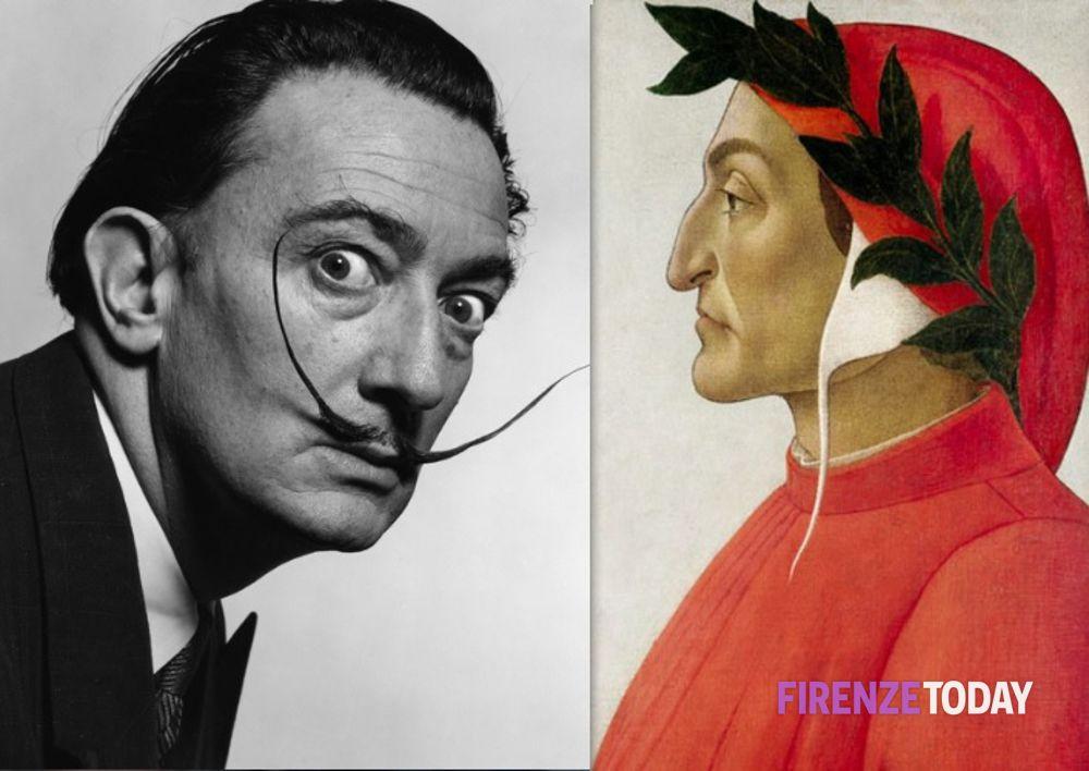 Dalì e Dante