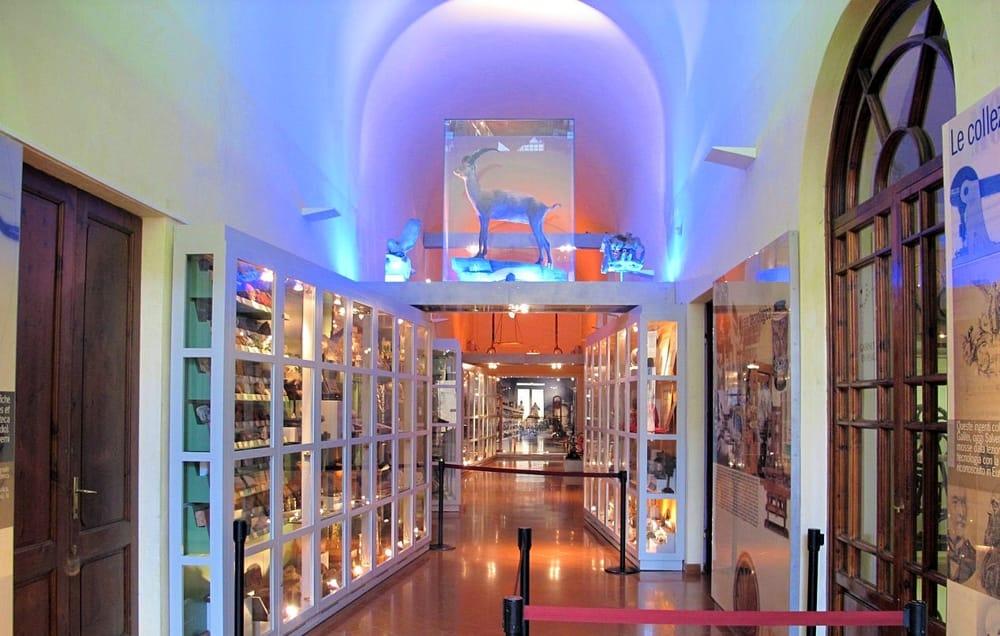 Museo della Fondazione Scienza e Tecnica (Wikipedia)