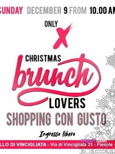 only christmas brunch lovers