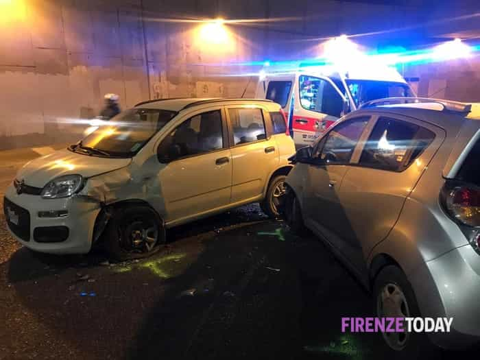 incidente viale talenti