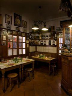 Osteria Antica Mescita San Niccolò