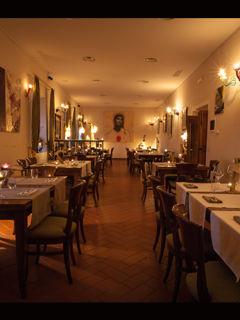 Il ristorante Canto di Maggio