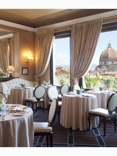 Terrazza Brunelleschi Roof Garden Restaurant